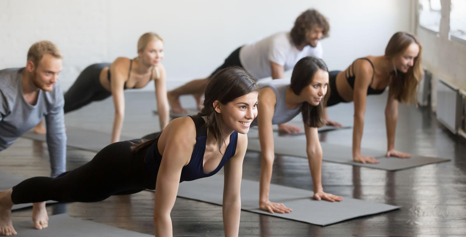 Pilates London